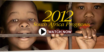 South Africa Programs 2012